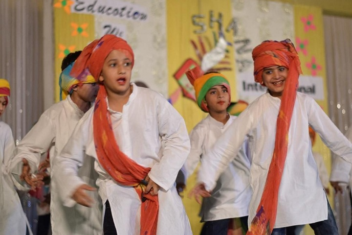 Shana International School-Events dance