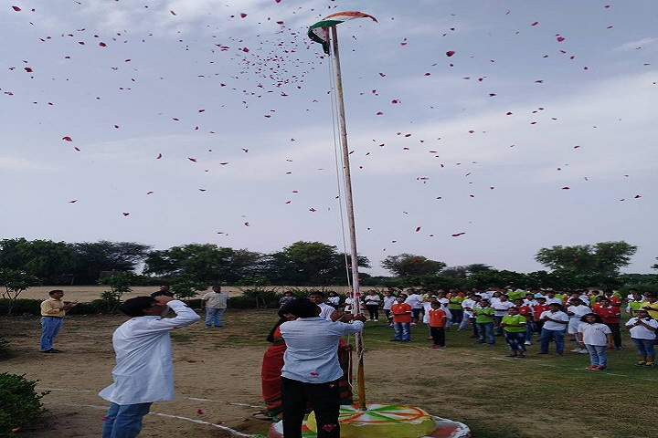 Shana International School-Events republic day