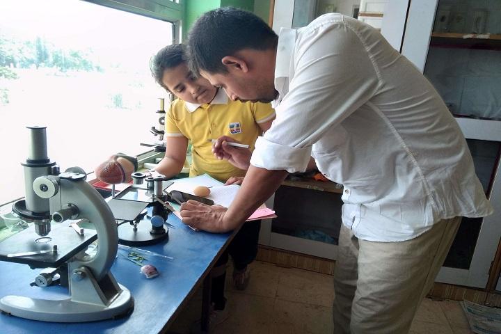 Shana International School-Laboratory