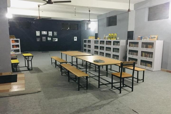 Shana International School-Library