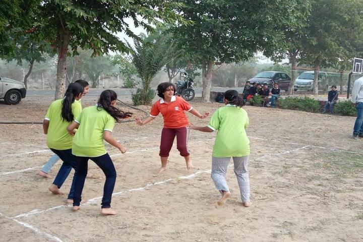 Shana International School-Sports kabbadi