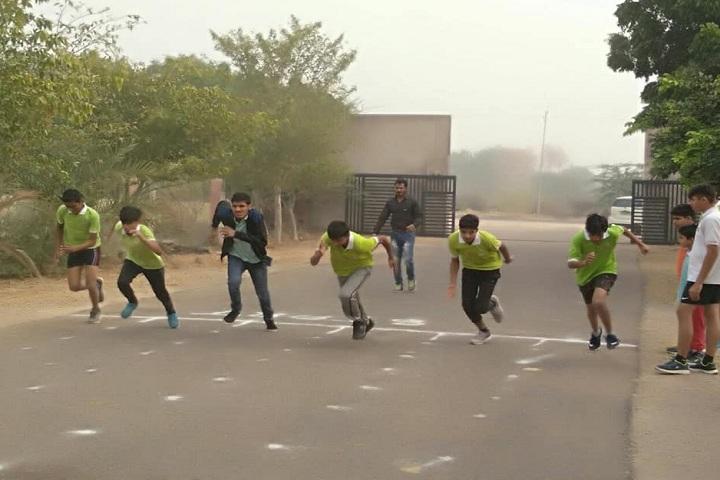 Shana International School-Sports running