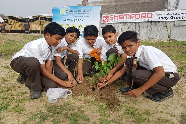 Shemford Futuristic School-Others plantation