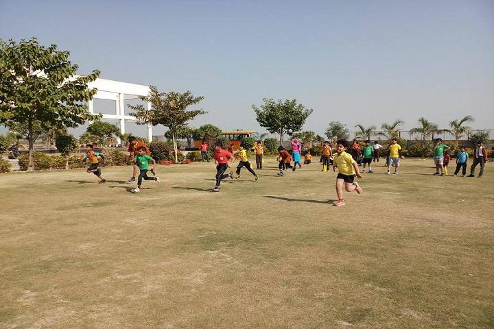 Shemford Futuristic School-Sports running