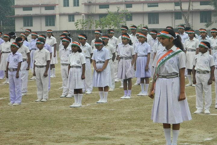 Loyola School- Independence Day Celebrations