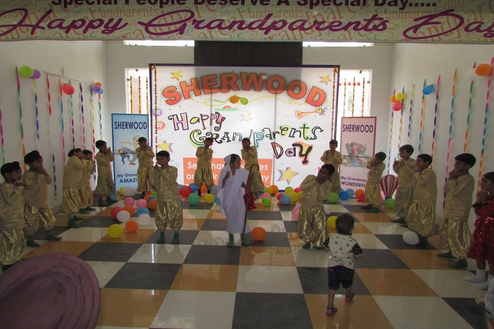 Sherwood Public School-Events grandparents day