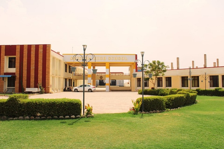 Shiksha High School-Campus-View