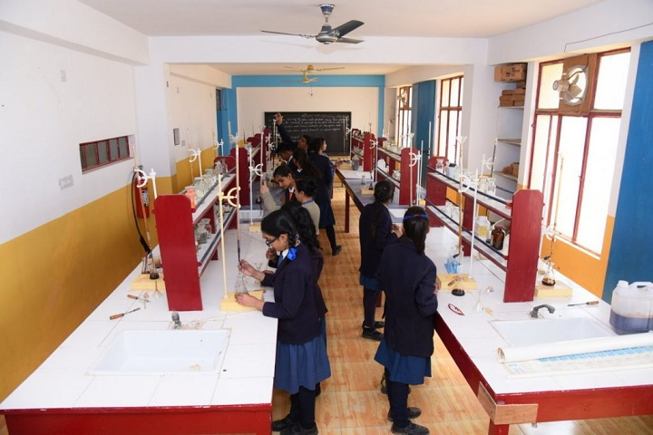 Shiksha High School-Laboratory