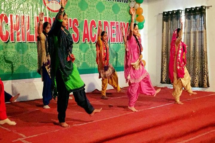 Shiva Childrens Academy-Events programme