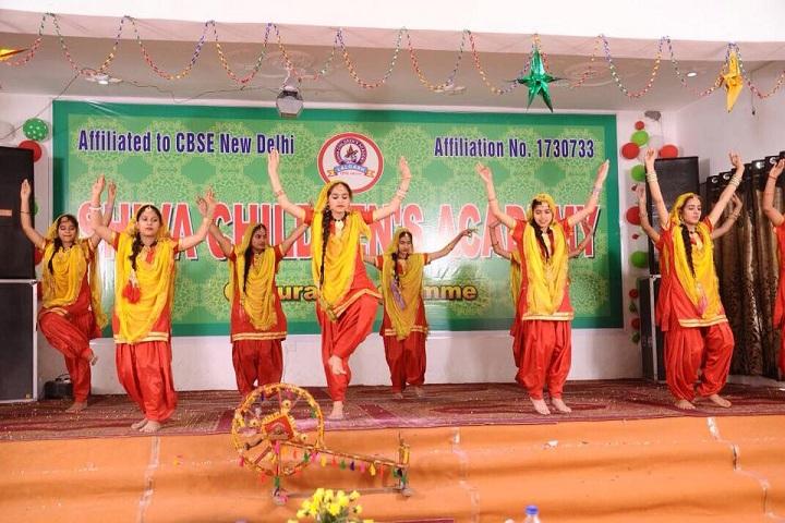 Shiva Childrens Academy-Events