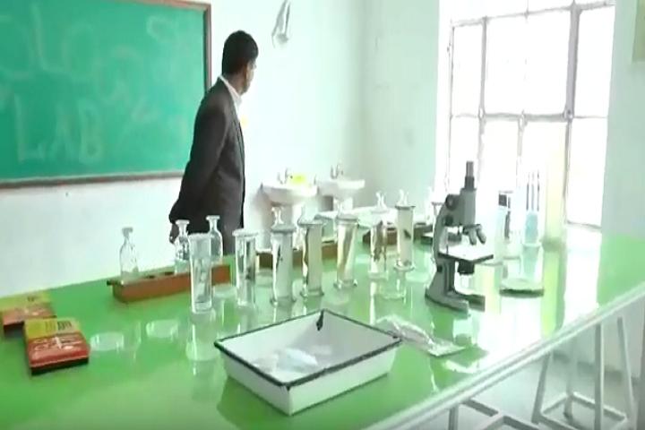 Shiva Childrens Academy-Laboratory
