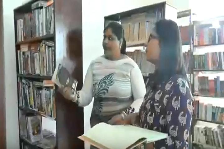 Shiva Childrens Academy-Library