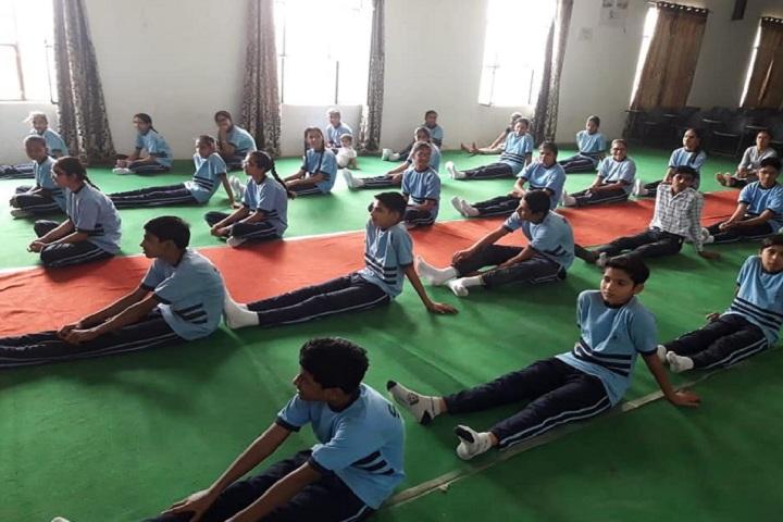 Shiva Childrens Academy-Others yoga