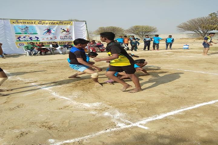 Shiva Childrens Academy-Sports kabbadi