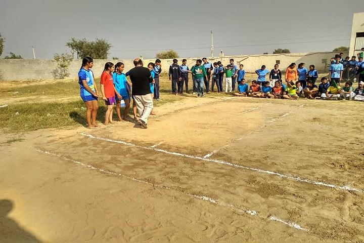 Shiva Childrens Academy-Sports