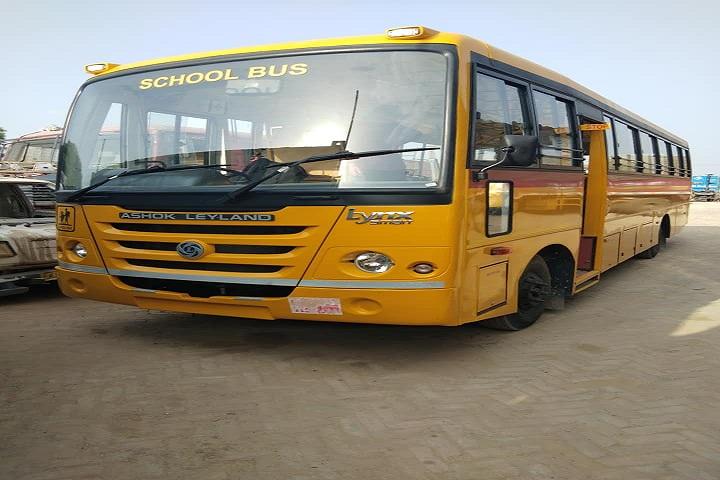 Shiva Childrens Academy-Transport