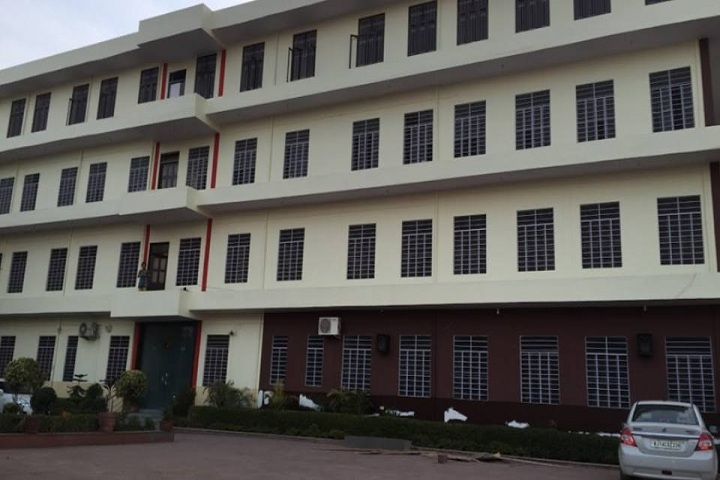 Shivaji Public School-Campus-View