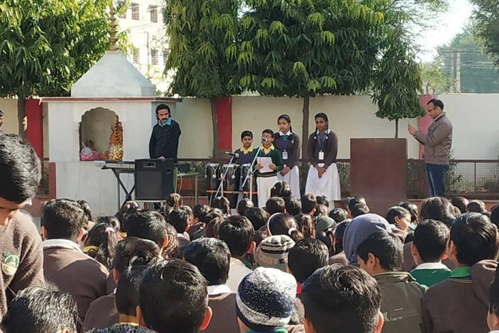 Shivaji Public School-Events singing