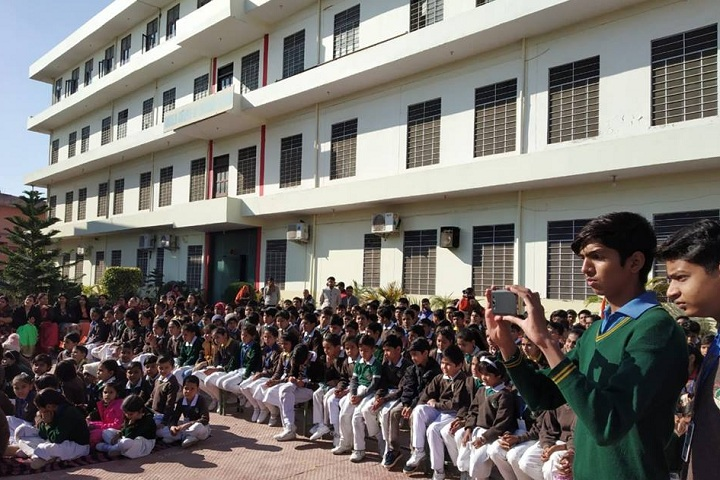 Shivaji Public School-Events