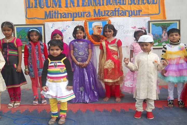 Lyceum International School-Childrens Day Celebrations