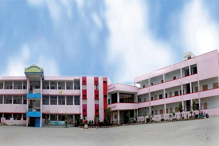 Shree Mahesh Public School-Campus-View
