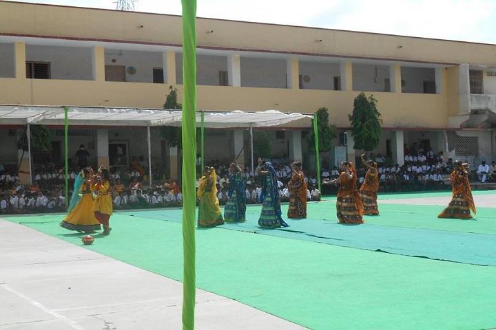 Shree Mahesh Public School-Events function