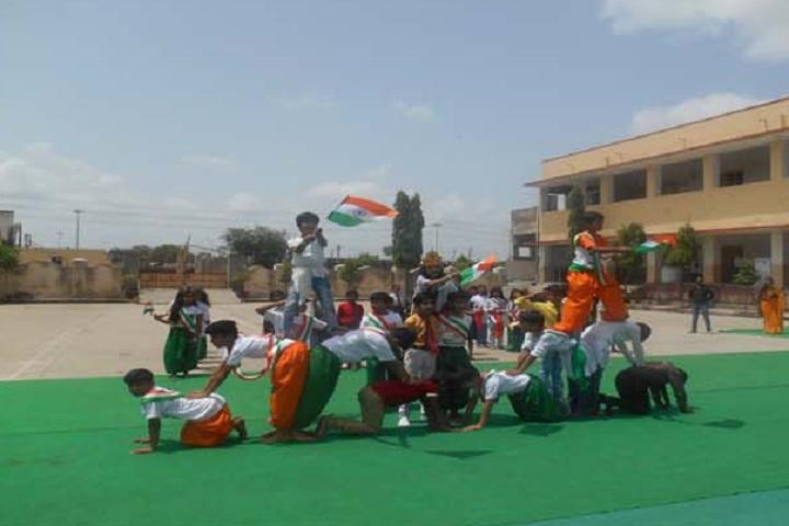 Shree Mahesh Public School-Events republic day