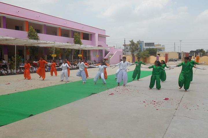 Shree Mahesh Public School-Events