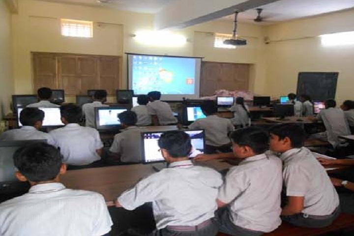 Shree Mahesh Public School-IT-Lab