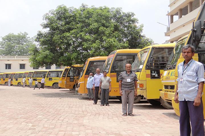 M S Memorial Public School- Transport