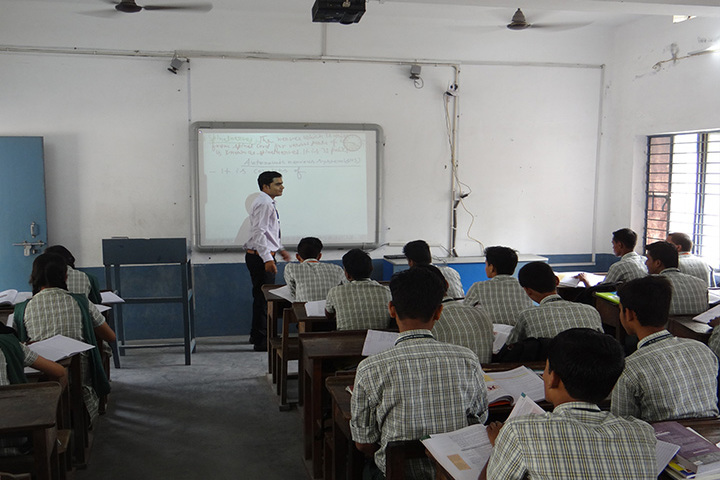 M S Memorial Public School-Class Room