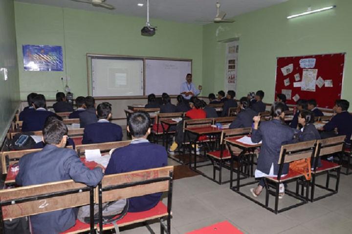 Shri Jain Adarsh Vidya Niketan-Classroom