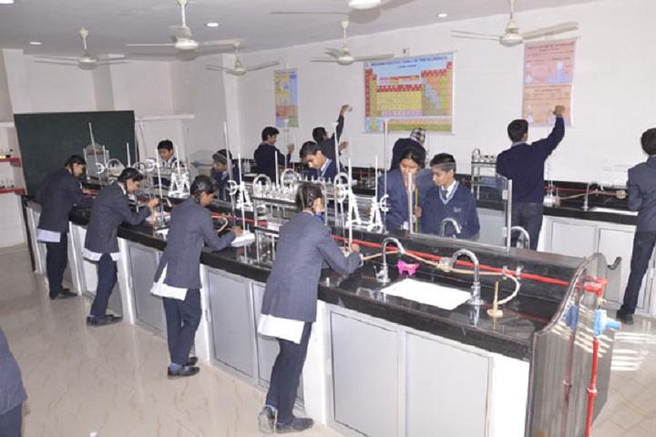 Shri Jain Adarsh Vidya Niketan-Laboratory chemistry