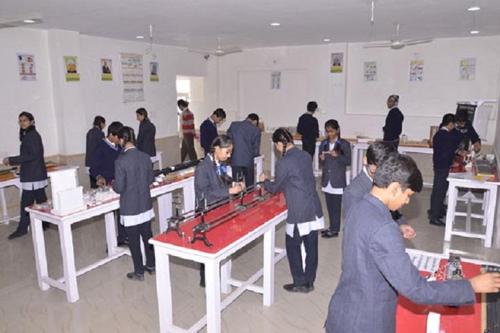 Shri Jain Adarsh Vidya Niketan-Laboratory physics