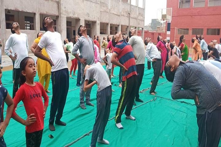 Shri Jain Adarsh Vidya Niketan-Others yoga