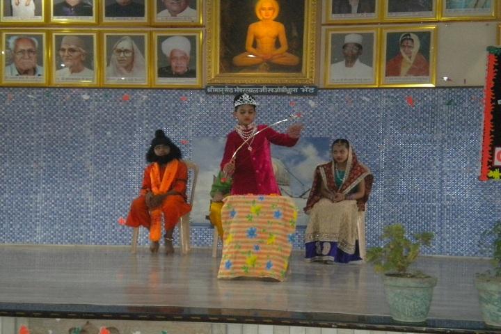 Shri Jain Public School-Events programme