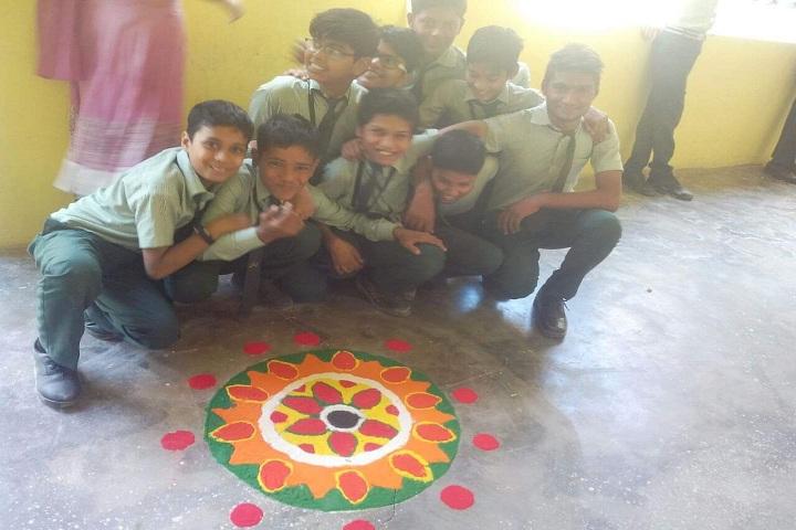 Shri Vardhman Convent School-Events festival