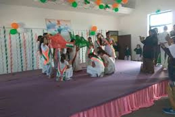 Shri Vardhman Convent School-Events function