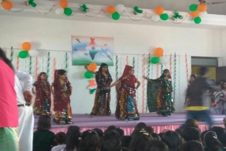 Shri Vardhman Convent School-Events programme