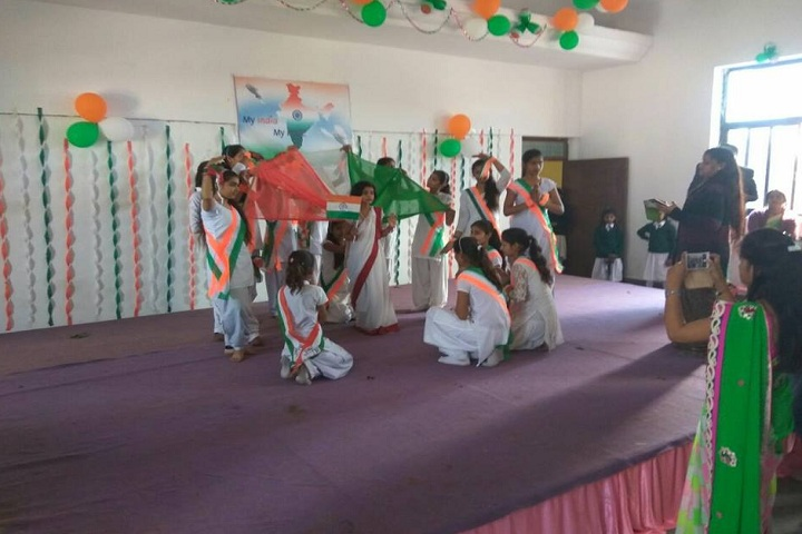 Shri Vardhman Convent School-Events republic day