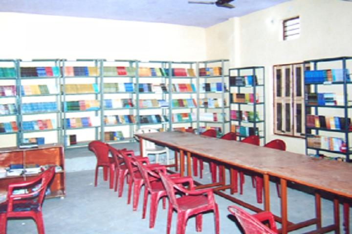 Shri Vardhman Convent School-Library with reading room