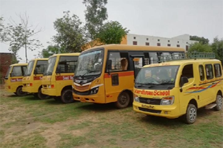 Shri Vardhman Convent School-Transport