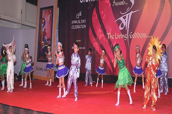 Sigma School Of Excellence-Events annual day celebration