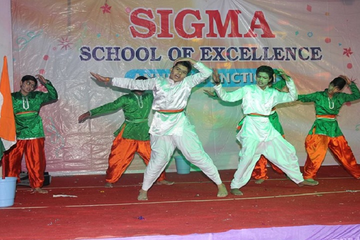 Sigma School Of Excellence-Events dance