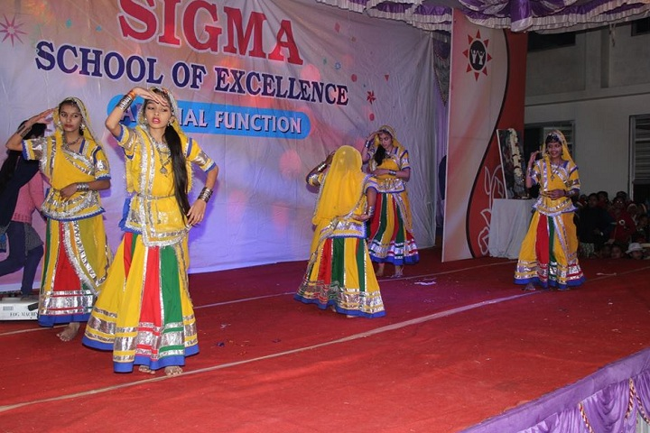 Sigma School Of Excellence-Events function