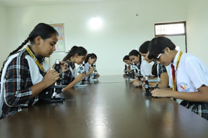 Sigma School Of Excellence-Laboratory biology
