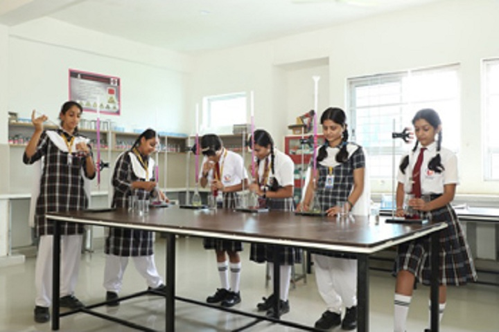 Sigma School Of Excellence-Laboratory chemistry