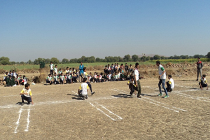 Sigma School Of Excellence-Sports kho kho