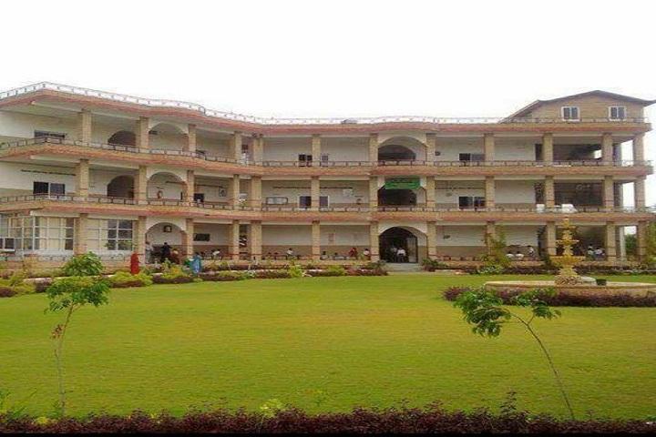 Sk Greenwood Shikshan Sanstan-Campus-View front