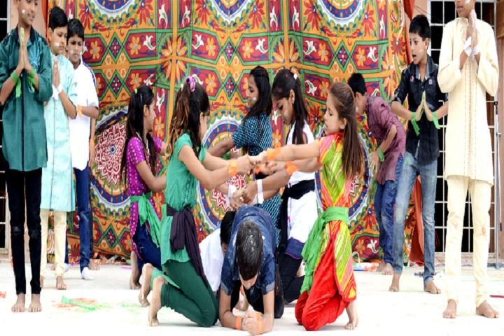 Sk Greenwood Shikshan Sanstan-Events programme